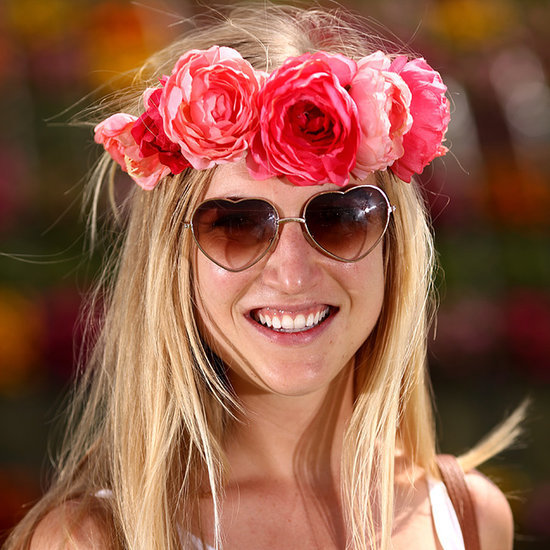 2014 Coachella Festival Style Accessories Pictures
