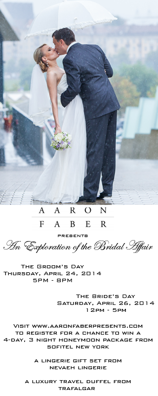 Aaron Faber The Extension of the Bridal Affair
