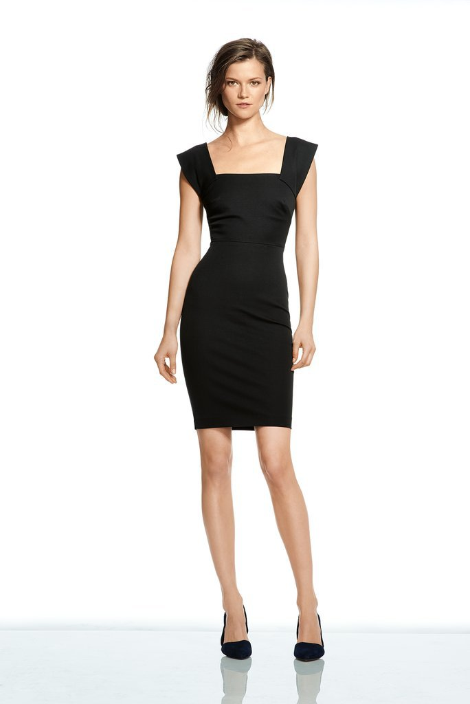 Roland Mouret For Banana Republic Strappy Sheath