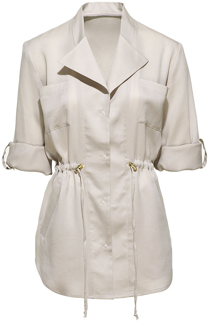 H&M Conscious Collection Shirt Jacket