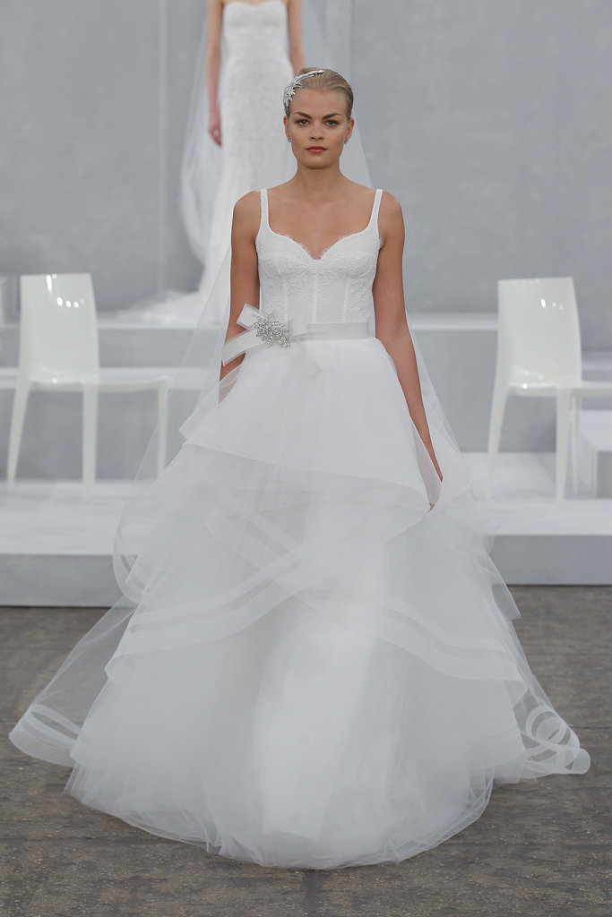 Monique Lhuillier Bridal Spring 2015