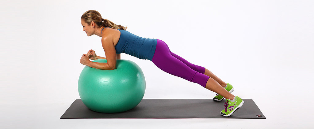Not Just For Sitting: The Best Stability Ball Exercises