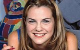 Where you recognize her from: You know Oleynik as the main character on Nickelodeon's The Secret World of Alex Mack. Remember that impressive ability to morph into a puddle of liquid? Source: Nickelodeon