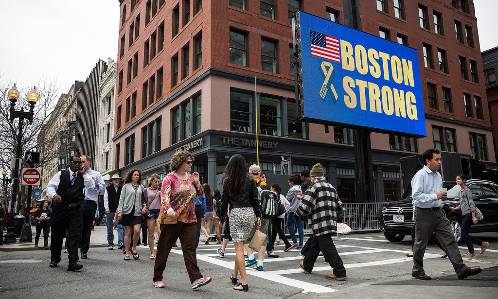 These Boston Marathon Survivors Define Strength and Perseverance