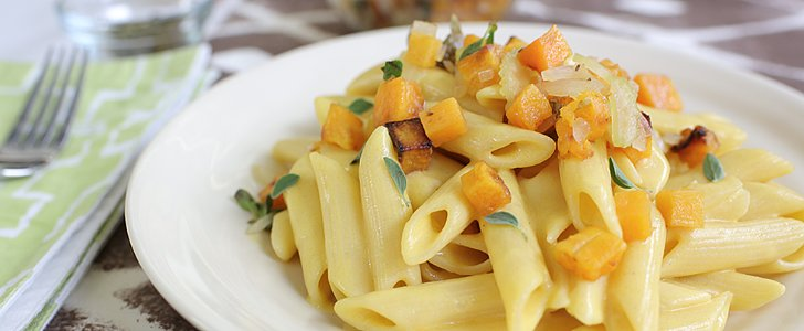 Butternut Squash Pasta That's Make-Ahead Marvelous