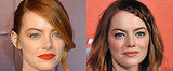 Emma Stone's Stunning Beauty Statements on the Amazing Spider-Man 2 Tour