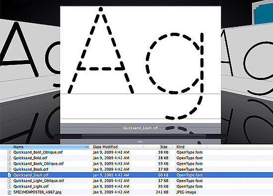 The Easiest Way to Install Fonts on a Mac