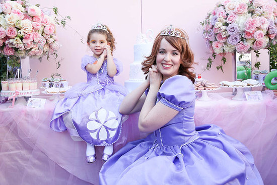 A Royal Celebration! Sofia the First Birthday Party