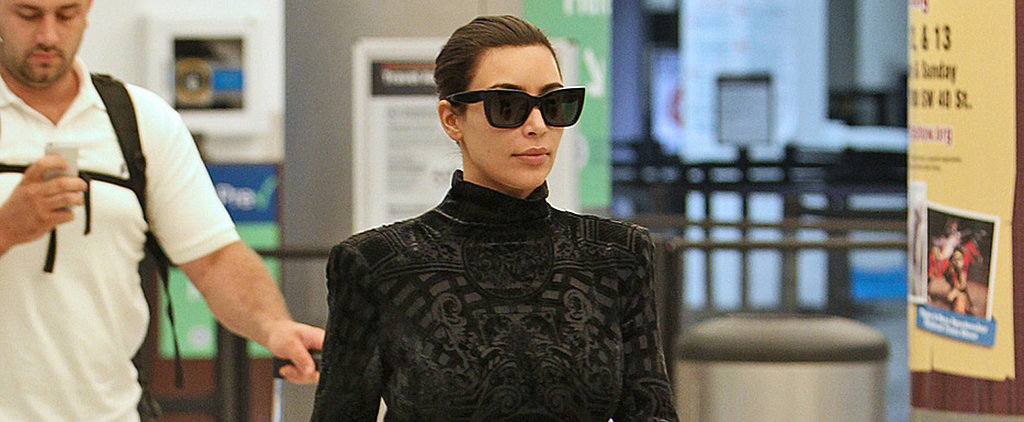 Did Kim Kardashian Just Give Away a Big Wedding Secret?