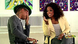 Pharrell's Happy Tears On Oprah Will Give You All The Warm Fuzzies