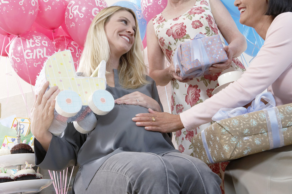 How to Throw Your Co-Worker a Chic Baby Shower