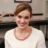Elizabeth Henstridge Agents of S.H.I.E.L.D. Interview Video