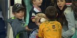 Kind 8-Year-Old Kid Gives Away Foul Ball, Stops Other Boy's Epic Meltdown