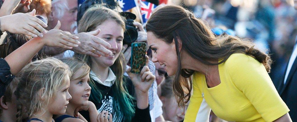 Kate Middleton's Hair Has Landed in Australia!