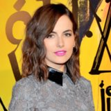Celebrities Wearing Bright Pink Lipstick