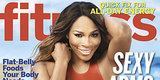 Serena Williams Opens Up About Embracing Her Large Boobs And Butt (PHOTOS)