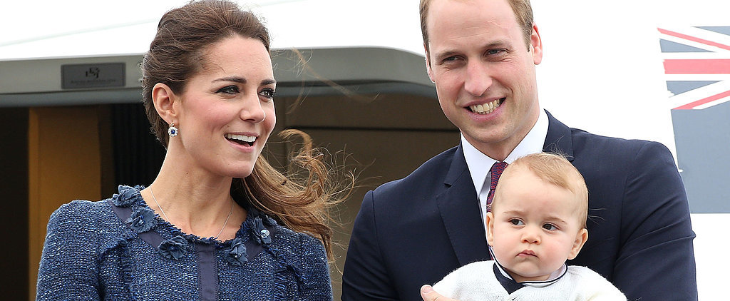 Prince George's Most Adorable Royal Tour Moments