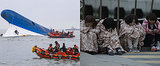 These Striking Photos of the Sunken South Korean Ferry Are Hard to Believe