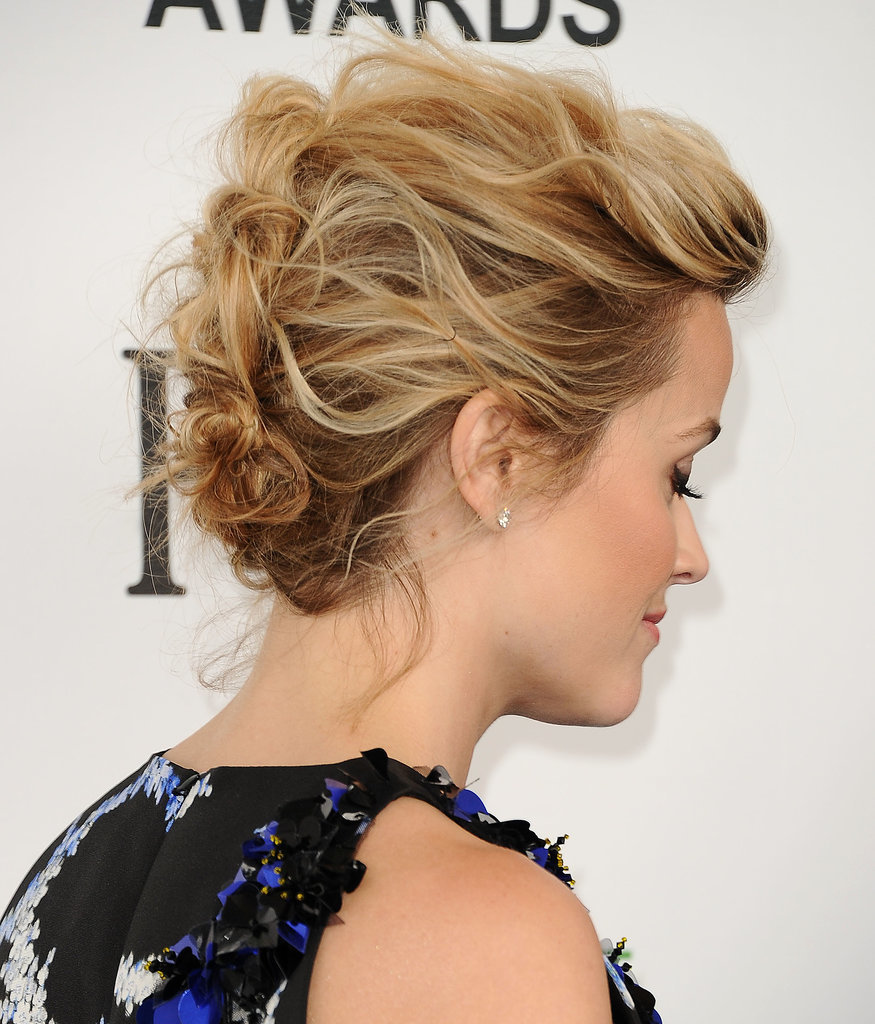 Red-Carpet Inspiration For Your Bridal Updo