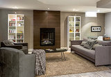 Basement of the Week: Gaming and Jamming Near Toronto (5 photos)