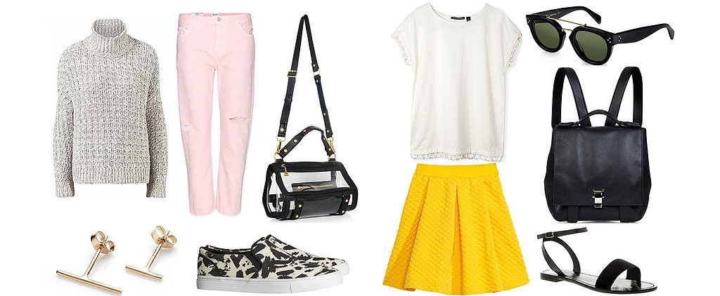 Outfit Inspiration For Every Day of Your Long Weekend