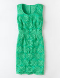 Boden Embroidered Dress