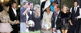 Can You Spot All the Famous Wedding Guests?