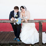 Casual DIY Same-Sex Summer Wedding