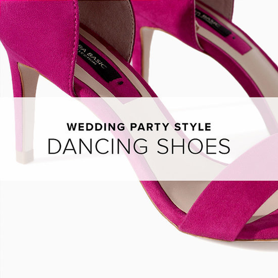 Don't Be Afraid to Dance the Night Away in These Cute Heels