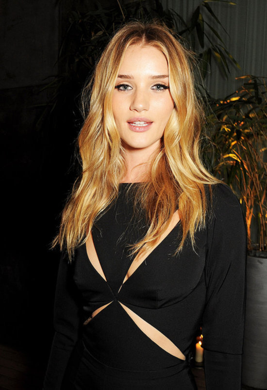 Rosie Huntington-Whiteley's Birthday: Her Best Beauty Looks
