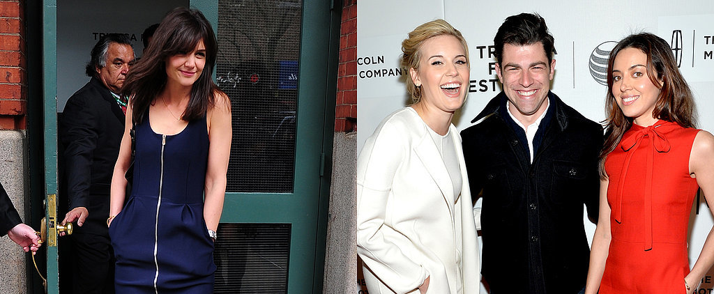 See All the Stars at the Tribeca Film Festival — So Far!