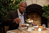 Andre Braugher Eats 'Really Quickly,' Ends the Day With Hershey's