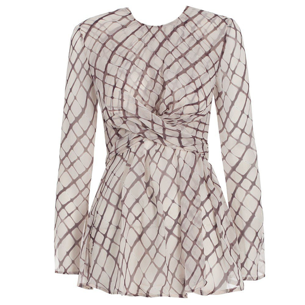 Zimmermann Wrap Blouse