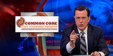 Stephen Colbert Takes On Common Core Math, and We've Never Laughed Harder!