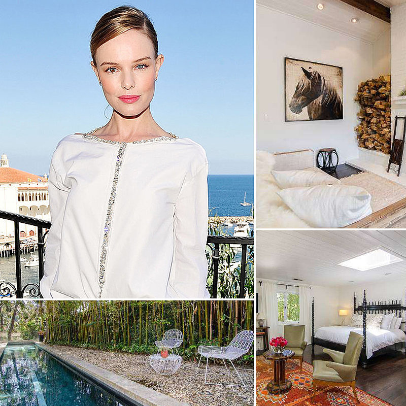 Kate Bosworth Sold Her House . . . and Surprise, It's Gorgeous!