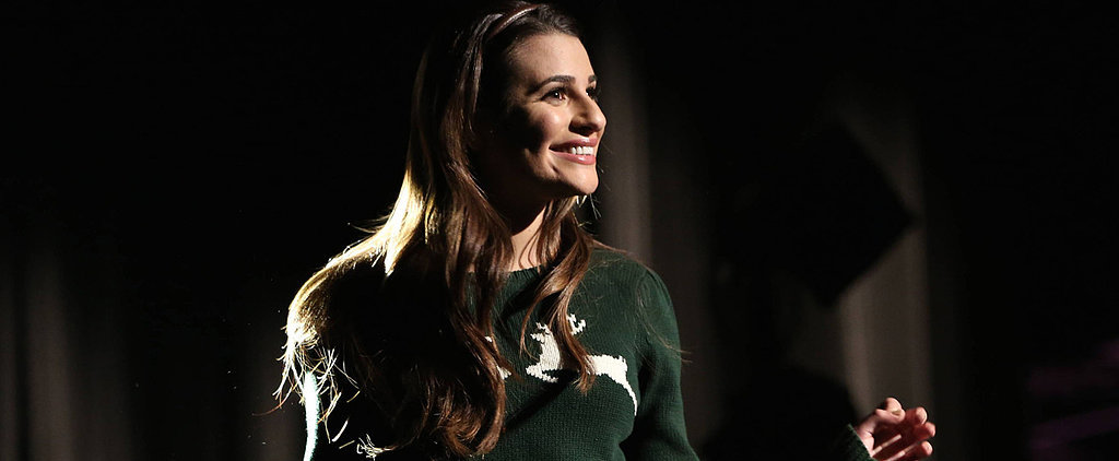 "Exclusive: Listen to Lea Michele Sing ""Lovefool"" on Glee"