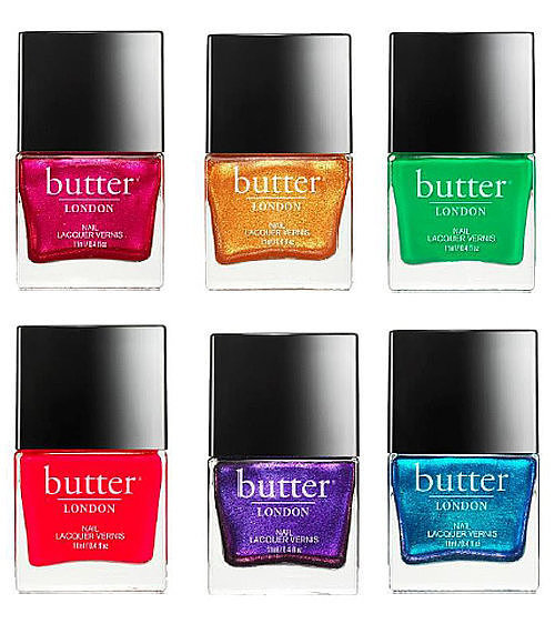 Natural Nail Polishes