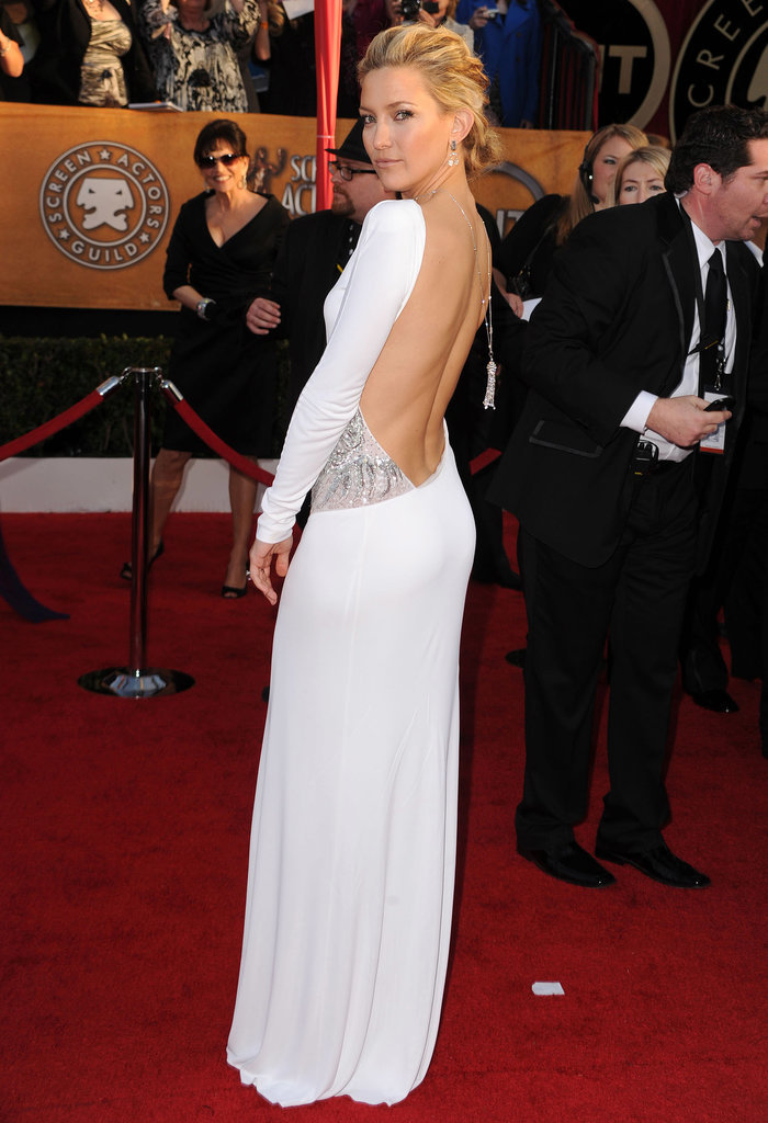 Kate Hudson in Emilio Pucci at 2012 Screen Actors Guild Awards