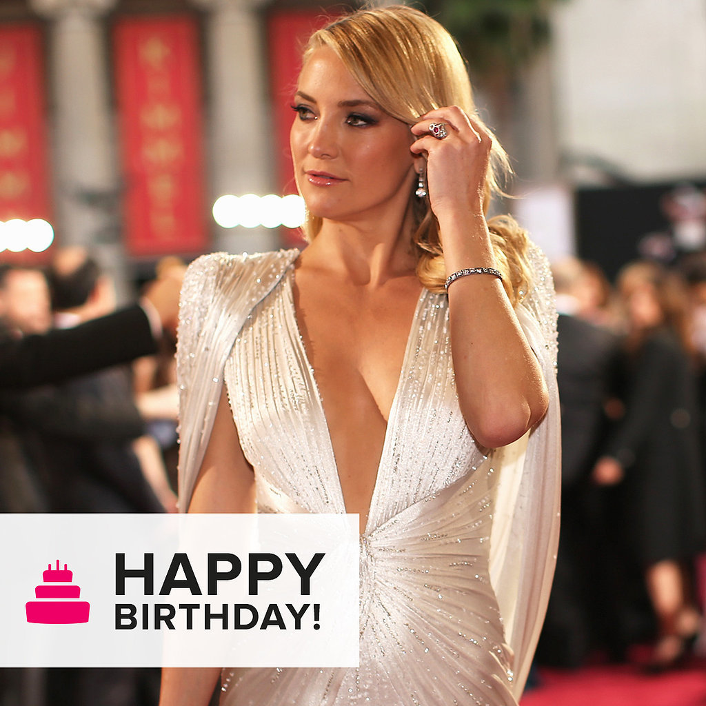18 Reasons Why Kate Hudson Was Destined to Be Red Carpet Royalty
