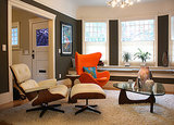 My Houzz: Midcentury Decor Personalizes a 1902 Charmer (13 photos)