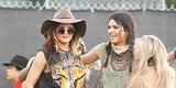 Celebrities (Ehem, Kendall And Kylie Jenner) Hit Coachella For Round Two