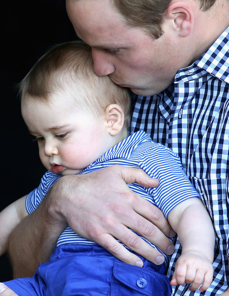 Aww! Prince George Gets Even More Adorable at the Zoo