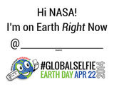 NASA's #GlobalSelfie Connects This Blue Marble We Live On