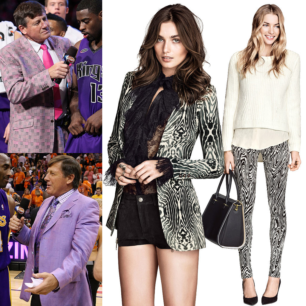 The Touching Reason We're Shopping Quirky Suits