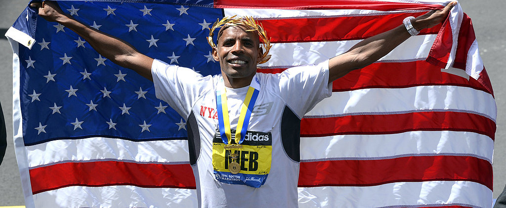 Meb Keflezighi: The First American Male to Win the Boston Marathon in 31 Years