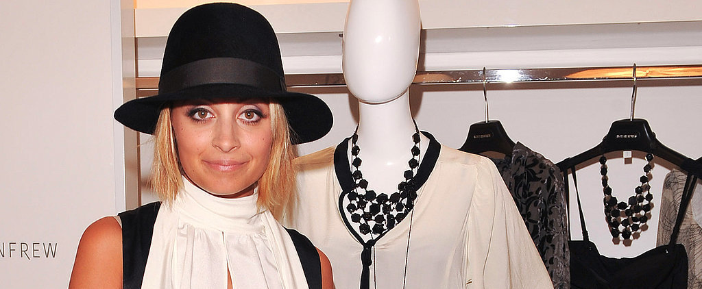 Nicole Richie's House of Harlow 1960 Line Makes Its POPSUGAR Live! Debut!