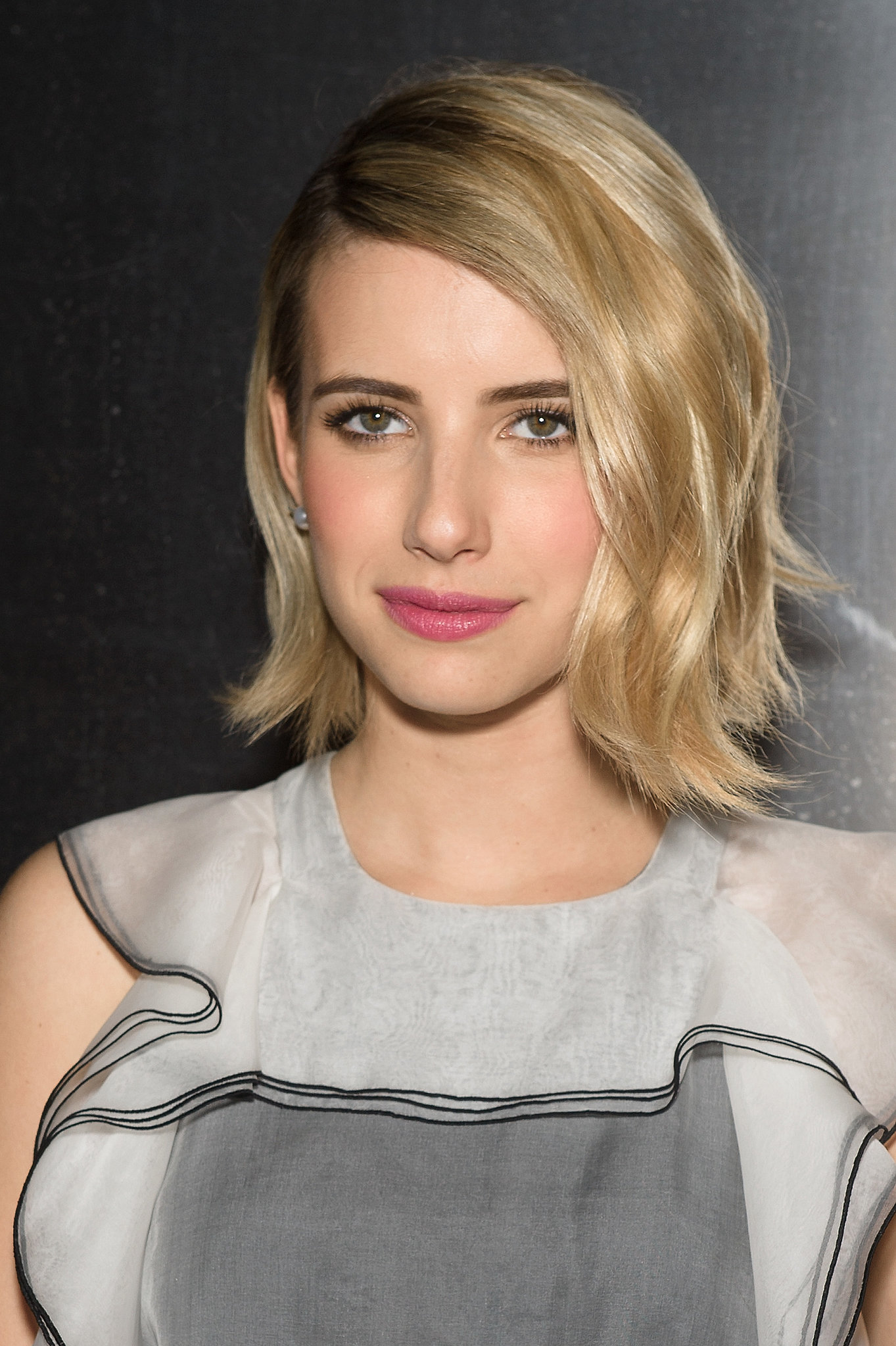 emma roberts haircut - photo #12