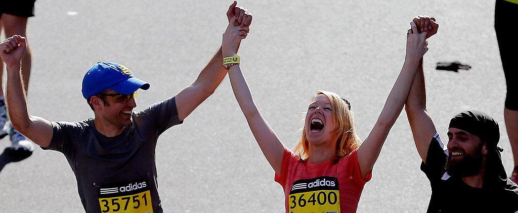 Boston Marathon Bombing Survivors Triumphantly Cross the Finish Line