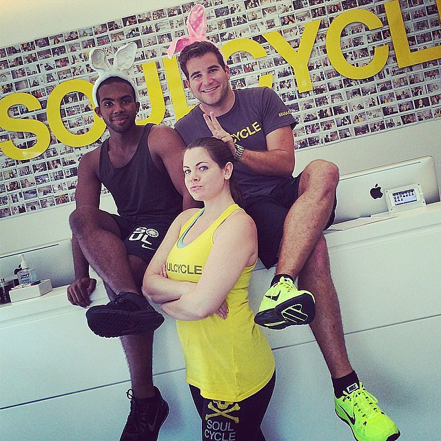 Your SoulCycle Classes