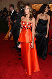 Eva Mendes in Prada at the 2012 Met Gala